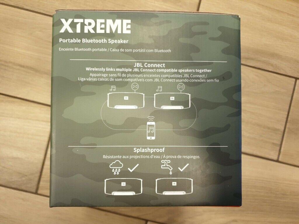 JBL Xtreme Special Edition Portable Bluetooth Splashproof Wireless Speaker  Camo   in Coventry, West Midlands   Gumtree