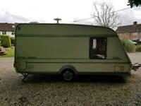 ABI 2 berth caravan