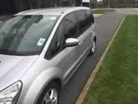 2008 Ford Galaxy Zetec 1.8 with 2 keys, New Rebuild engine and gearbox For Sale