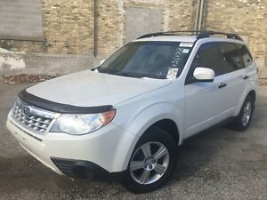 2011 Subaru Forester X Convenience Kitchener / Waterloo Kitchener Area image 1