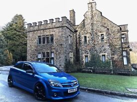 Vauxhall Astra VXR Arden Blue,67k,LOW MILEAGE, FSH,LEATHERS, HPI CLEAR