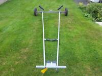 Galvanised launching trolley (Trailer/Dinghy/Boat/yacht)