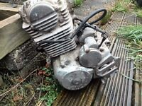 honda xlr 125 engine