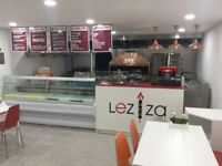 Leziza Grill House restaurant & takeaway for sale