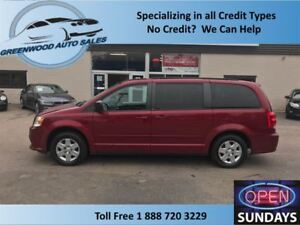 2011 Dodge Grand Caravan FULL STOW & GO, AND GREAT FAMILY VALUE!