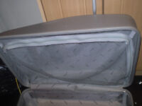 Clarks Constellation Range Large Silver Suitcase