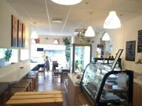 Coffee shop / cafe for sale fully equipped