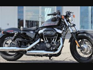"Harley Davidson Forty-Eight ""100% Original"" Negociable!"