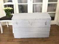 LARGE Vintage TRUNK/CHEST FREE DELIVERY LDN🇬🇧STORAGE BOX