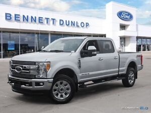 2017 Ford F-350 F350 LARIAT ULTIMATE