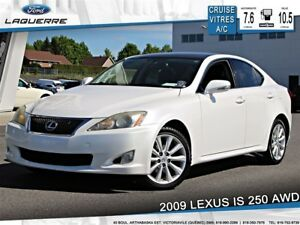 2009 Lexus IS 250 V6*BLUETOOTH*CRUISE*A/C**