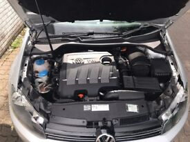 VW golf 1.6 diesel . Auto gearbox - cam belt changed and gearbox serviced