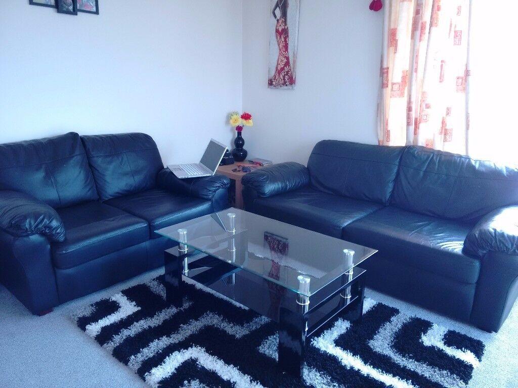 2 Bedroom Fully Furnished Flat on Brunswick Road Edinburgh