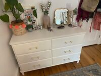 Upcycled Ikea Chest of Drawers