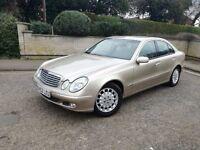2003 Mercedes-Benz E270 CDI Auto Elegance 4dr Saloon