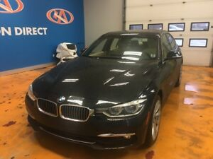 2016 BMW 328i xDrive AWD/ LEATHER/ SUNROOF/ NAVI!