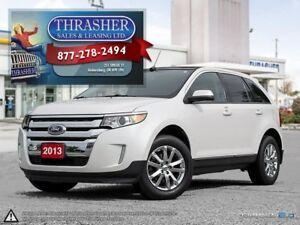 2013 Ford Edge SEL, AWD, LEATHER, NAV, SUNROOF
