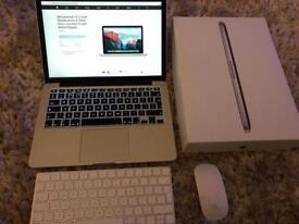 Apple MacBook Pro retina 13 inch display laptop