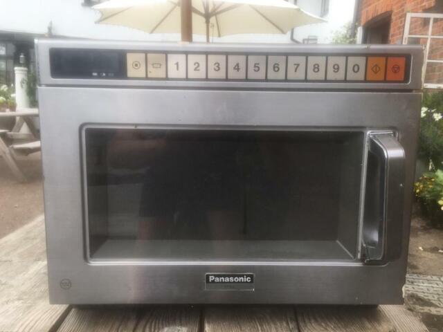 Commercial 1700 watt Panasonic microwave | in Chelmsford, Essex | Gumtree