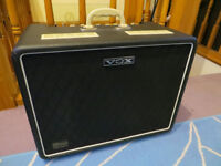 Vox Night Train 15C1 combo tube amplifier with dust cover