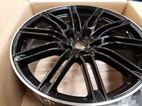 PORSCHE STYLE ALLOY WHEELS TO FIT Q7 CAYENNE TOUAREG 21""