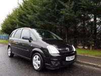 APRIL 2008 VAUXHALL MERIVA BREEZE 1.4 16V PETROL MPV EXCELLENT CONDITION MOT MAY 2018 FULL HISTORY!