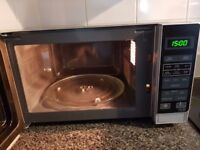 Sharp R272 Slim Microwave, mint condition