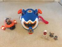Go Jetters toy bundle