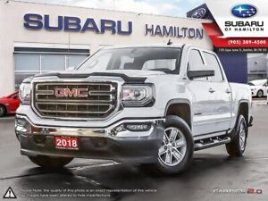 2018 GMC Sierra 1500 SLE ONE OWNER | NO ACCIDENTS