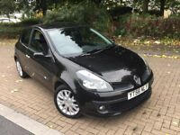 2006 56 RENAULT CLIO DYNAMIQUE S 1.4 PETROL MANUAL LONG MOT