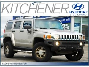 2007 Hummer H3 SUV AS TRADED // AUTO // 4WD // AC //