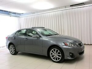 2013 Lexus IS 250 AWD V6 LUXURY SEDAN W/ SPECIAL ADDITION PACKAG