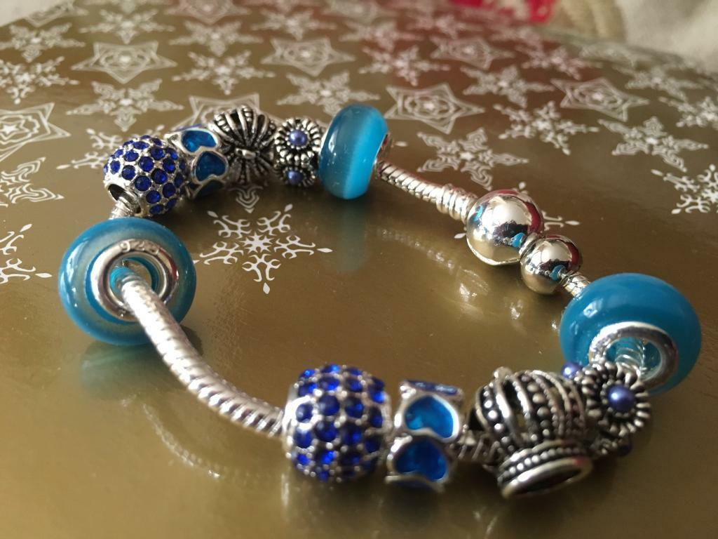 Charm bracelet - New
