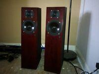 LOOK Ruark Templar floor standing Hi-fi speakers