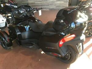 2016 Can-Am Spyder RT SPE SE6 London Ontario image 3