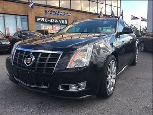2013 Cadillac CTS AWD-LUXURY COLLECTION- PERFORMANCE PACKAGE