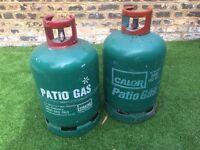 2 x 13 KG Propane Gas Bottles