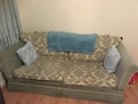 FREE!!! A 2 and a 3 seat sofa. MUST GO ASAP