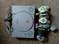 Ps1 with 18 games