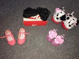 Infant 4 & 4.5 shoes