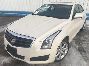 2014 Cadillac ATS 2.0T AWD *LEATHER-SUNROOF*