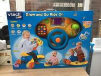 Vtech Baby grow and go ride on