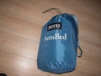 Aerobed inflatable bed