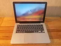 "MacBook pro 13"" (late 2011)"