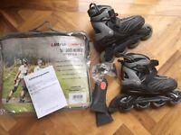 Ultrasport Soft Boot Inline Skates Almost new Size 35-37 Original Packaging