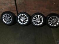 """Vw 16"""" alloy wheels"""