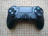 Faulty ps4 official controller