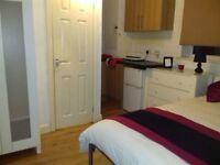 Stylish double studio flat available in Leeds Armley. All Bills inc