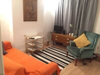 Large double room in share house