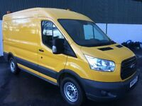 2015 TRANSIT MWB MR 125 350 1 OWNER 18MONTHS WARRANTY *FINANCE AVAILABLE*